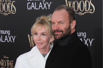 Sting 'Into the Woods' Premieres in NYC