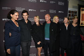 Sting 'Days and Nights' Premieres in NYC