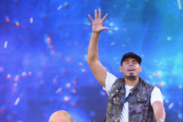 Sting Afrojack Performs on 'GMA'