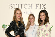 (L-R) Co-President of Baby2Baby Kelly Sawyer Patricof, Kerry Pieri and Co-President of Baby2Baby Norah Weinstein attend the Stitch Fix Kids x Baby2Baby PJ Party at The Wonder on May 30, 2019 in New York City.