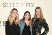Kristina O'Neill, Stella O'Neill and Co-President of Baby2Baby Kelly Sawyer Patricof attend the Stitch Fix Kids x Baby2Baby PJ Party at The Wonder on May 30, 2019 in New York City.