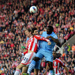 Peter Crouch Gareth Barry Photos