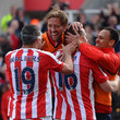 Peter Odemwingie and Peter Crouch