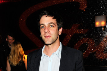 B.J. Novak Stolichnaya Vodka Hosts The Tribeca Film Festival After-Party For A Good Old Fashioned Orgy At Liberty Hall