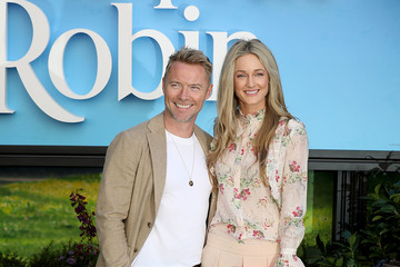 Storm Keating European Premiere Of Disney's 'Christopher Robin'