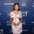 Storm Reid SeeHer Red Carpet Platform At The 	26th Annual Screen Actors Guild Awards