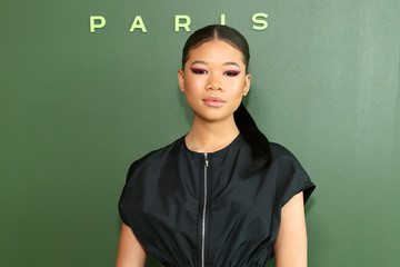 Storm Reid Longchamp - Front Row - February 2020 - New York Fashion Week: The Shows