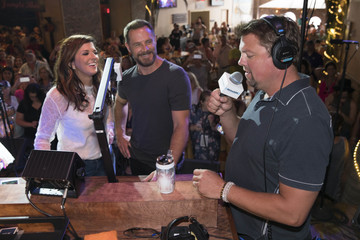 Storme Warren SiriusXM's the Music Row Happy Hour Live on the Highway From Margaritaville in Nashville