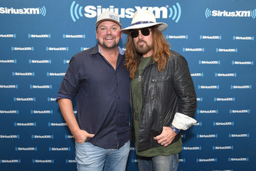 Storme Warren Billy Ray Cyrus Performs On SiriusXM's Prime Country Channel At The SiriusXM Nashville Studios