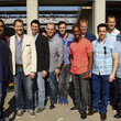 Straight No Chaser Celebrities Attend Race - 2014 Indy 500