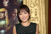 """Karen Fukuhara attends the """"Stray"""" World Premiere on February 25, 2019 in Los Angeles, California."""