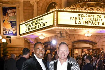 Stuart Bell Family Equality Council's Impact Awards At The Globe Theatre, Universal Studios - Inside