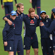 Stuart Broad England And India Net Sessions