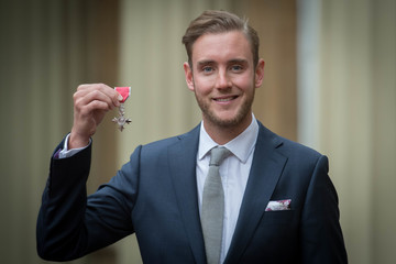 Stuart Broad News Pictures of the Week - February 10