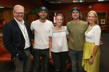 Stuart Dill ACM Lifting Lives Music Camp Songwriting Workshop with Dierks Bentley & Ross Copperman