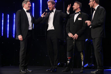Stuart Robinson BT Sport Industry Awards 2016