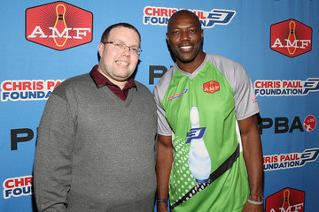 Stuart Williams Chris Paul PBA Celebrity Invitational Bowling Tournament