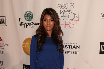 Paula DeAnda Style 360's Express Your Love Sponsored by Starbucks Frappuccino - BS & FR