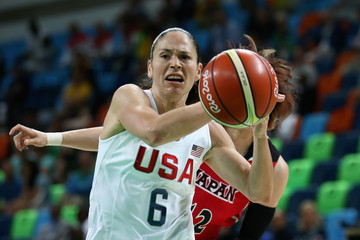 Sue Bird Basketball - Olympics: Day 11