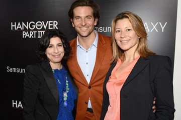 Sue Kroll Bradley Cooper 'The Hangover Part III' Premieres in LA — Part 4