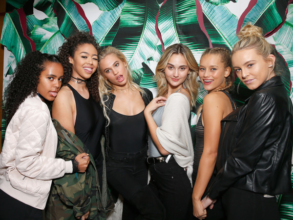 L.A. Hearts + PacSun Celebrate 2017 Spring Swimwear Collection at Delilah