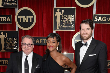 Sufe Bradshaw Timothy Simons 21st Annual Screen Actors Guild Awards - Red Carpet