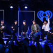 Suga J Hope iHeartRadio Live With BTS At iHeartRadio Theater New York