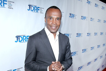 Sugar Ray Leonard JDRF Imagine Gala 2017
