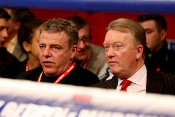 Suggs Boxing @ Excel