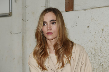 Suki Waterhouse Boss - Front Row - Milan Fashion Week Spring/Summer 2021