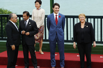 Sultan Hassanal Bolkiah Asia-Pacific Economic Cooperation (APEC) Summit in Danang
