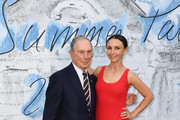 Michael Bloomberg and Georgina Bloomberg attend The Summer Party 2019, Presented By Serpentine Galleries And Chanel, at The Serpentine Gallery on June 25, 2019 in London, England.