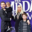 Summer Rain Rutler Premiere Of MGM's 'The Addams Family' - Arrivals