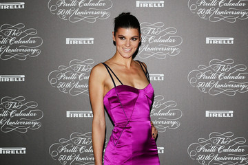 Summer Rayne Oakes Arrivals at the Pirelli Calendar 50th Anniversary Event