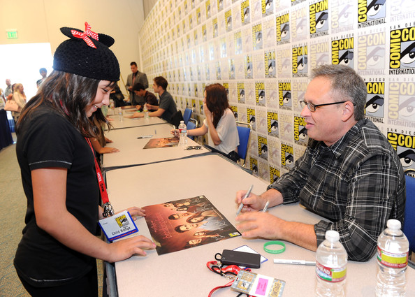 """Part 1"""" Comic-Con Fan Meet and Greet on July 21, 2011 in San Diego"""