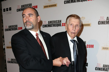 Sumner Redstone Arrivals at the American Cinematheque Award Ceremony