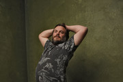 Jack Black just leaned back and let it all hang out. - What Happens When You Make Famous People Pose at Sundance