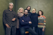 """(L-R)  Rhea Perlman, Blythe Danner, Sam Elliott, Martin Starr, and Malin Akerman of """"I'll See You in My Dreams"""" pose for a portrait at the Village at the Lift Presented by McDonald's McCafe during the 2015 Sundance Film Festival on January 27, 2015 in Park City, Utah."""