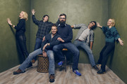 The 'Don Verdean' cast couldn't really get on the same page. - What Happens When You Make Famous People Pose at Sundance