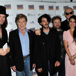 Greig Stewart Sundance London - Backstage At An Evening With Robert Redford And T Bone Burnett At Indig02