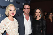 Aden Young and Adelaide Clemens Photos Photo