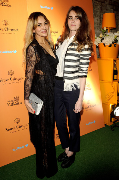 Veuve Clicqout Season Launch Party - Arrivals