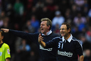 Martin O'Neill and Steve Walford Photos - 1 of 4 Photo