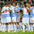 Joey Barton Karl Henry Photos - Leroy Fer of QPR celebrates scoring the opening goal with team mates during the Barclays Premier League match between Sunderland and Queens Park Rangers at Stadium of Light on February 10, 2015 in Sunderland, England. - Sunderland v Queens Park Rangers