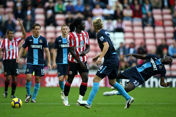 Without Parker, West Ham face yet another six pointer as Sunderland stroll into the capital