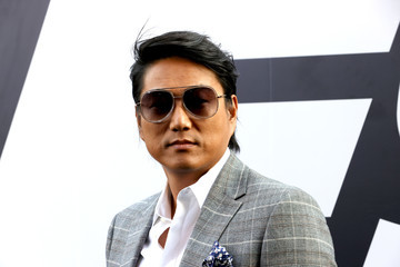 """Sung Kang Universal Pictures """"F9"""" World Premiere - Arrivals"""