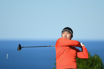 Sung Kang Farmers Insurance Open - Round Two