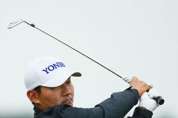 Sung Kang 146th Open Championship - Day Two