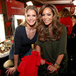 Sunny Hostin The American Heart Association's Go Red For Women Red Dress Collection 2020 - Backstage