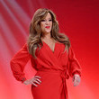Sunny Hostin The American Heart Association's Go Red For Women Red Dress Collection 2020 - Runway